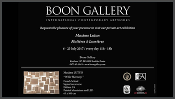 EXPOSITION BOON GALLERY