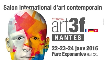 SALON ART3F NANTES