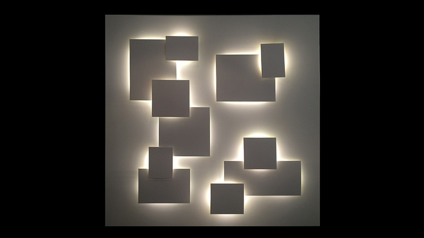 WallArt Wall Light Applique Maxime LUTUN